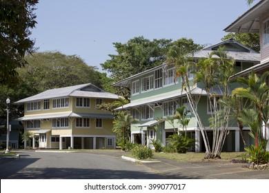 Houses in Gamboa, Panama