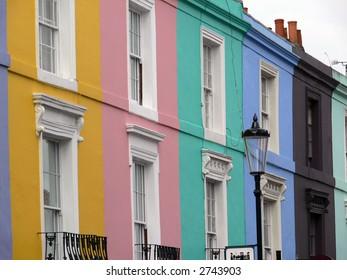 houses in London (Portobello)