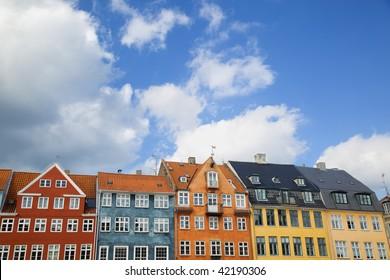 Houses of Nyhavn, Copenhagen