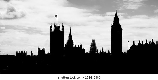 Houses of the Parliament in London