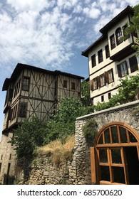 Houses of Safranbolu.  World heritage city