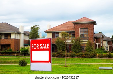 Houses for sale, realestate concept