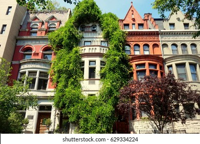 Houses in Upper West Side, New York
