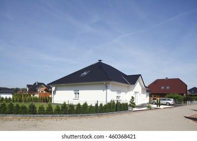 Houses,Germany, Europe