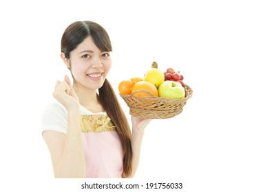 Housewife who enjoy cooking