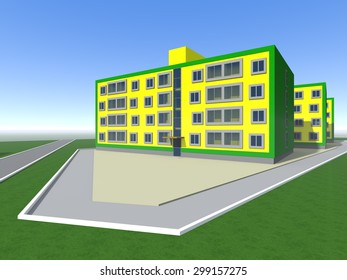 housing architecture building