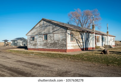 Housing Barracks at Minidoka National Historic Site, Idaho
