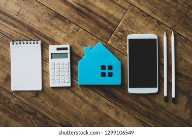 Housing and calculator