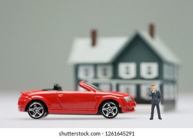 Housing  invest business  finance