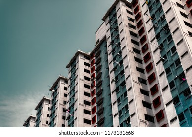 Housing for masses in Singapore's Chinatown