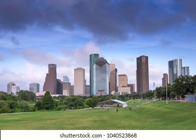 Houston Downtown, Texas, USA