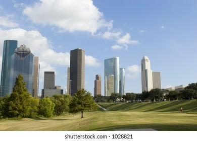 Houston Downtown/Park 1