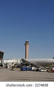Houston International airport USA