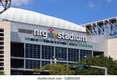 HOUSTON - MARCH 29: NRG Stadium in Houston, Texas on March 29th, 2015. NRG Stadium is the home stadium of the Houston Texans of the NFL and the site of the 2017 Super Bowl.