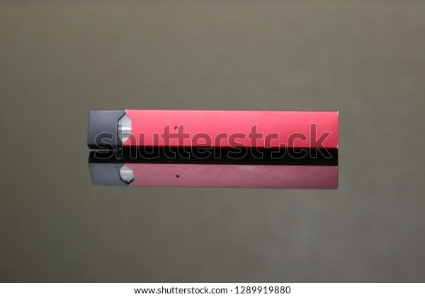 Houston Tx Usa 1202019 Popular Juul Stock Photo (Edit Now