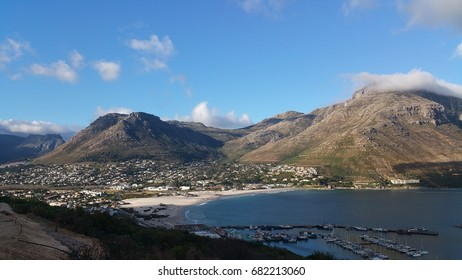 Hout Bay Beach, near Cape Town, Western Cape, South Africa