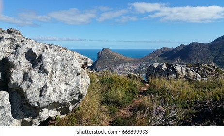 Hout Bay near Cape Town, Western Cape, South Africa