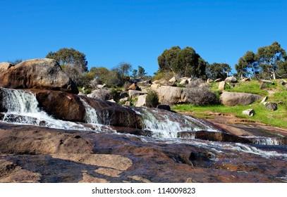 Hovea falls, John Forrest National Park, Australia