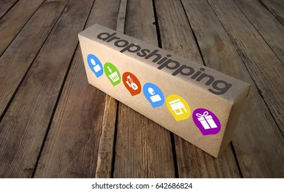 How Dropshipping Works .
