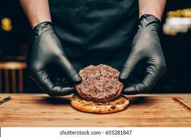 How to made a burger