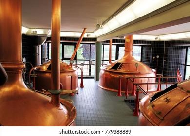How to make beer in beer factory