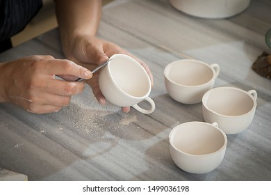 how to make ceramic cup