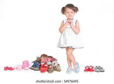 how many shoes needs child?