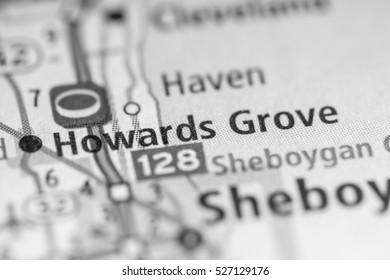 Howards Grove. Wisconsin. USA