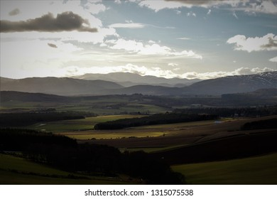 The Howe of Cromar Tarland Aberdeenshire Scotland