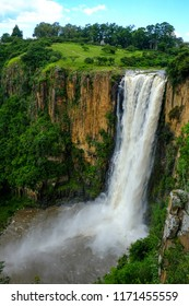 Howick Falls in the KwaZulu-Natal Midlands, South Africa