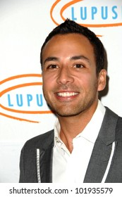 Howie Dorough at the  10th Annual Lupus LA Orange Ball, Beverly Wilshire Hotel, Beverly Hills, CA. 05-06-10