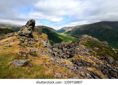 The howitzer of Helm Crag