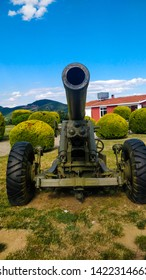The howitzer used in World War I.