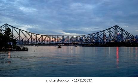 Howrah Bridge Kolkata, India