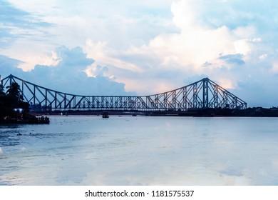 Howrah Bridge, The Pride of Kolkata