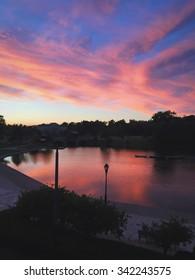 Hoyt Lake, Buffalo NY