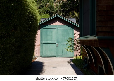 """The HP Garage is a private museum where the company Hewlett-Packard (HP) was founded. It is located at 367 Addison Avenue in Palo Alto, California. It is considered the """"Birthplace of Silicon Valley""""."""
