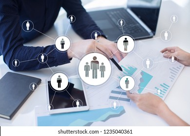 HR Human resources management. Recruitment, Hiring, Team Building. Organisation structure.