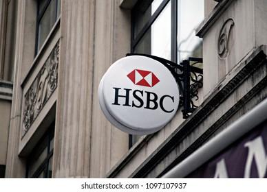 Hsbc Bank Images, Stock Photos & Vectors | Shutterstock