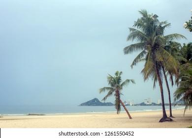 Hua Hin beach .Thailand