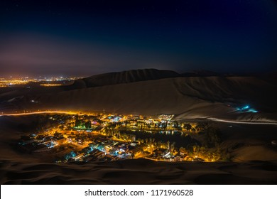 Huacachina Peru Night