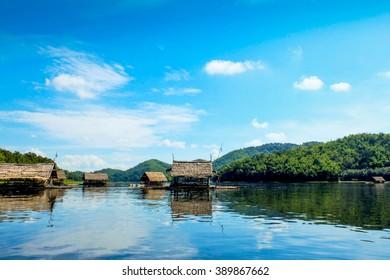 Huai Krathing in Loei, Thailand. tourist attraction location on loei in thailand
