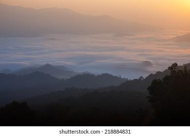 Huai Nam Dang National Park ,Thailand