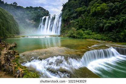 Huangguoshu Falls image