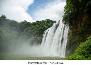 Huangguoshu Waterfall in Anshun, Guizhou province