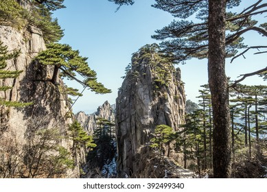 Huangshan Mountain(yellow mountain), Anhui, China