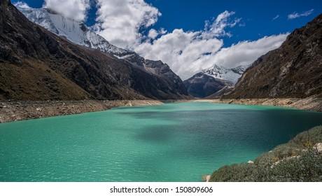 Huaraz, peru: Paron lake