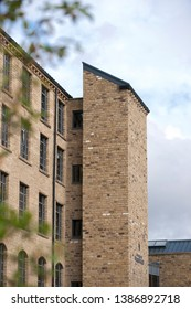 Huddersfield, West Yorkshire, UK, October 2013, Sparck Jones Building at the University of Huddersfield