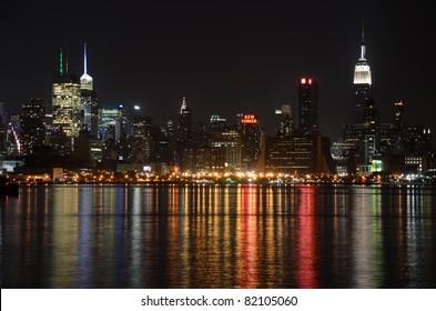 Hudson evening
