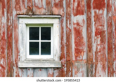 Hudson Valley Rustic Barn Siding and Window.
